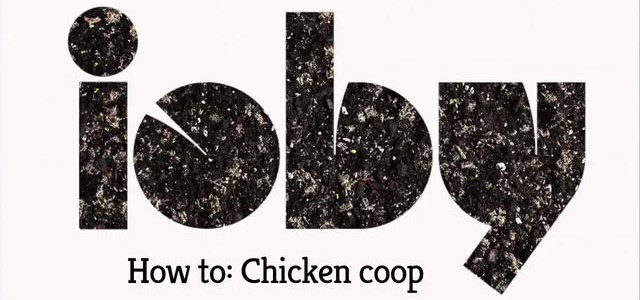 How to raise Urban Chickens w/ ioby.org!